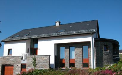 Bygga nytt hus, byggprocessen