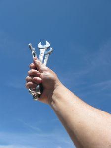 Vilken bygghandel får dig att höja verktygen mot skyn?