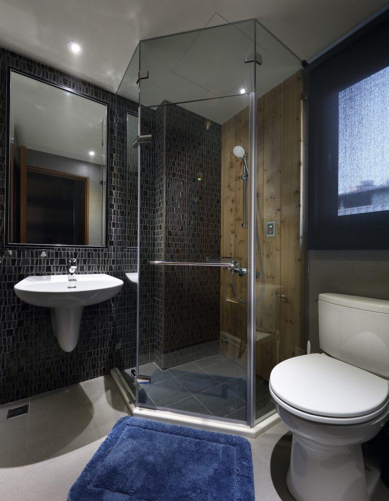 Badrum, toalett
