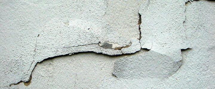 Putsad fasad, håller du koll på den?