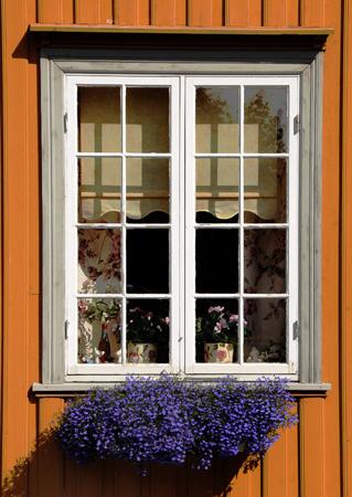 Energisnåla fönster kan sänka värmekostnaderna