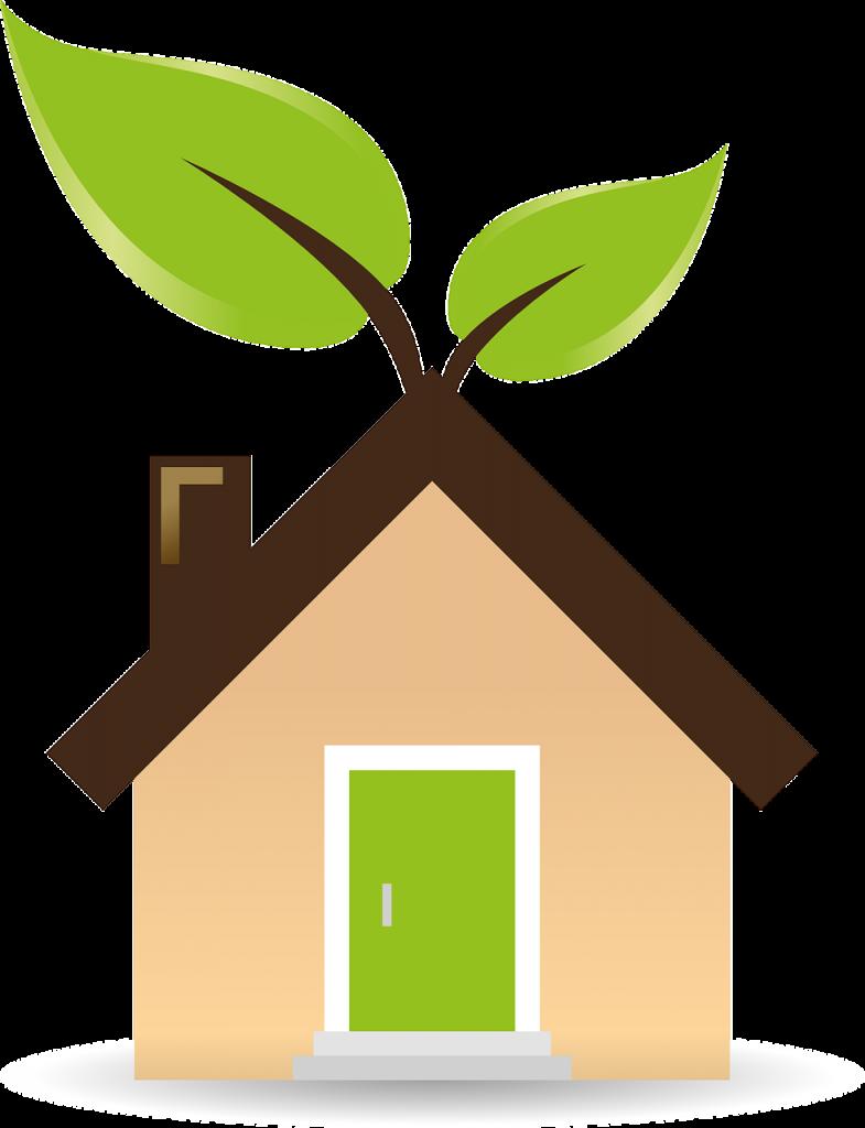 Miljövänligt hus