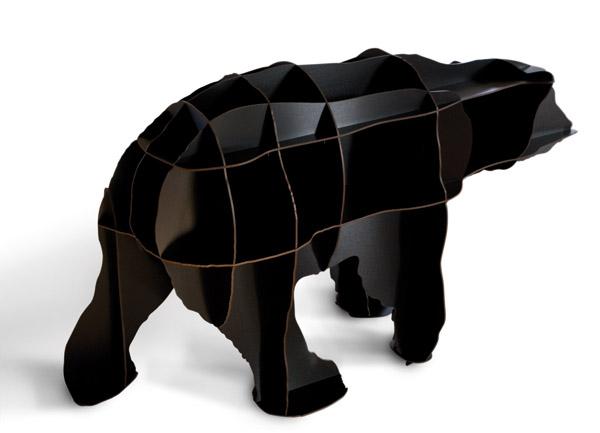 Björnen vandrar på tom mage