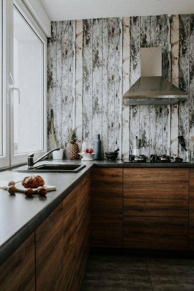 Luftiga kök med mycket arbetsyta säljer bäst.