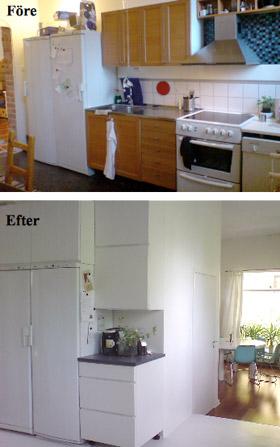 köpa nytt hus köksrenovering