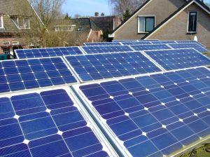 Stöd bidrag solceller