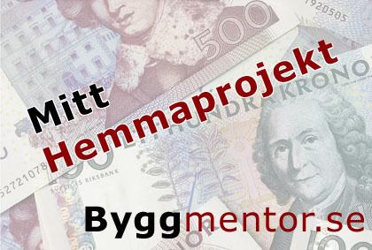 Klicka och läs mer om Mitt Hemmaprojekt - vinn 10 000 kr!