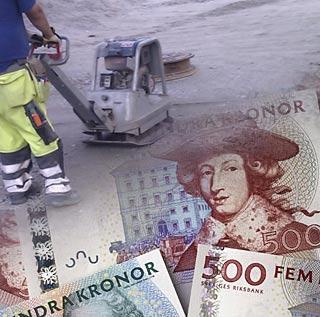 Borg varnar: Skatteverket kan vägra betala ut ROT-avdrag