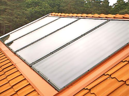 Skillnad mellan solfångare och solceller