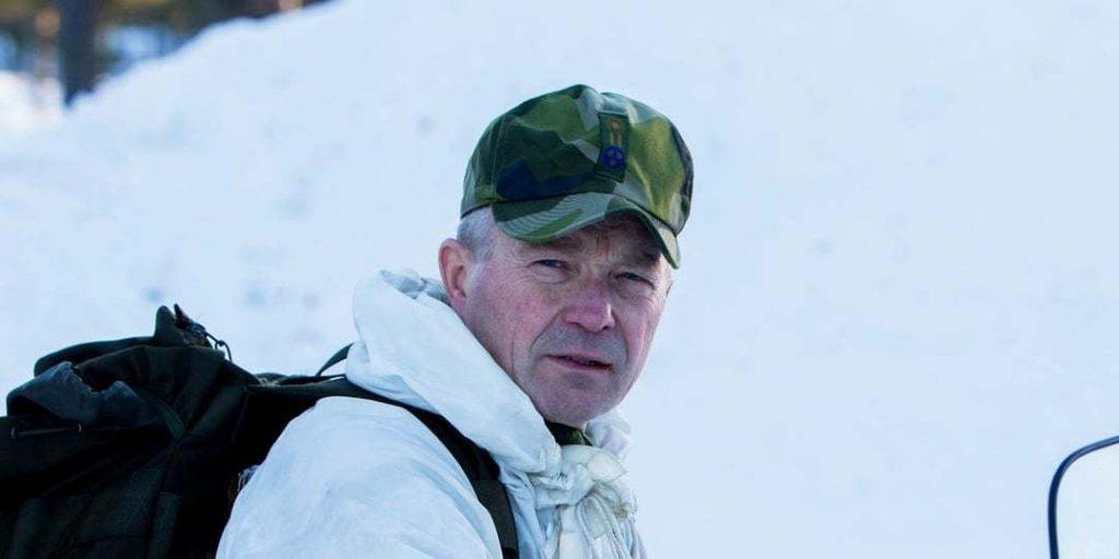 Köldexperten Tony Gustafsson, bild från Metro.se