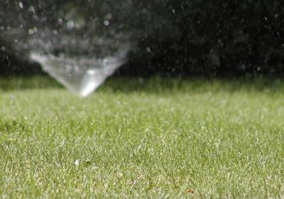 Vattna gräsmattan rätt